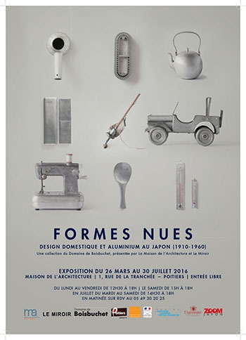 EXPO MDAPC - Formes Nues