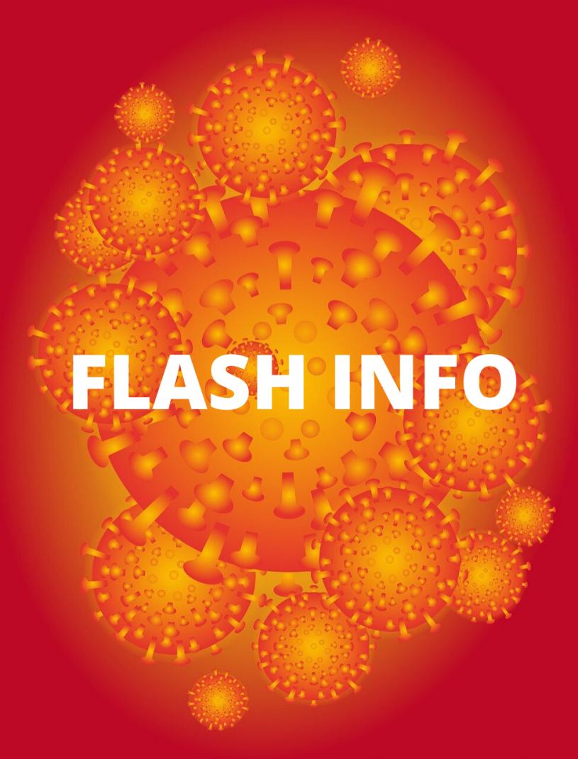 Flash info coronavirus paca