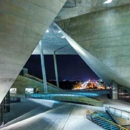 CHRISTIAN DE PORTZAMPARC, CITE DES ARTS, RIO DE JANEIRO, BRESIL, GRAND PRIX AFEX 2014 © NELSON_KON