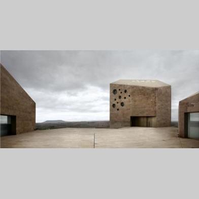 Photo: Grand Prix Barbara Cappochin 2011 - Headquarters of the Ribera de Duero Council, Spain - F. Barozzi architect ©Mariela Apollonio