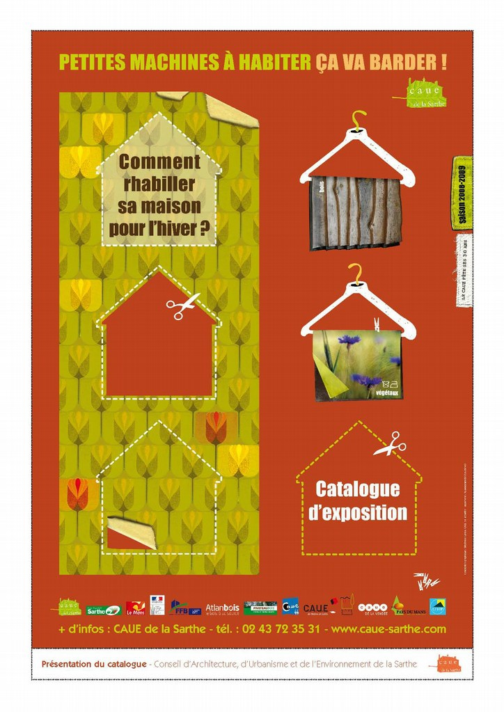Catalogue CAUE 72