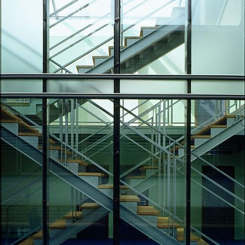 Centre culturel, Puteaux (92) - Atelier Hontarrède Architectes (Détail façade © Hervé Abbadie)(Source: archicontemporaine.org)