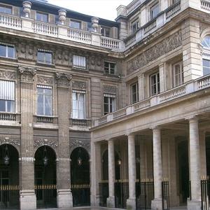 Palais Royal, ministère de la Culture
