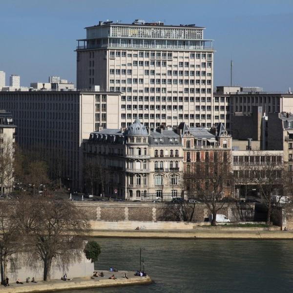 L'immeuble Morland, 4°ardt, l'un des sites emblématiques de la consultation. source : www.reinventer.paris