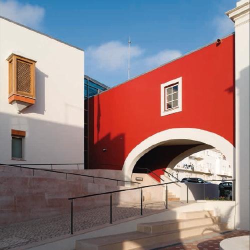 Centre social pour personnes âgées, Sines, Portugal - José Baganha, architecte – Lauréat 2011