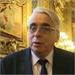 Jean-Pierre Sueur, sénateur, Président de la commission des lois