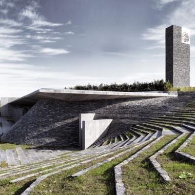 Lauréat du Prix 2014 de la Chambre des architectes turcs : Sancaklar Mosque, Emre Arolat Architects