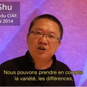 Wang Shu (cliquez sur le lien à gauche pour voir les vidéos)