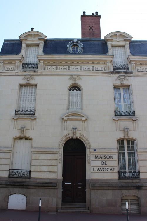 Maison des avocats