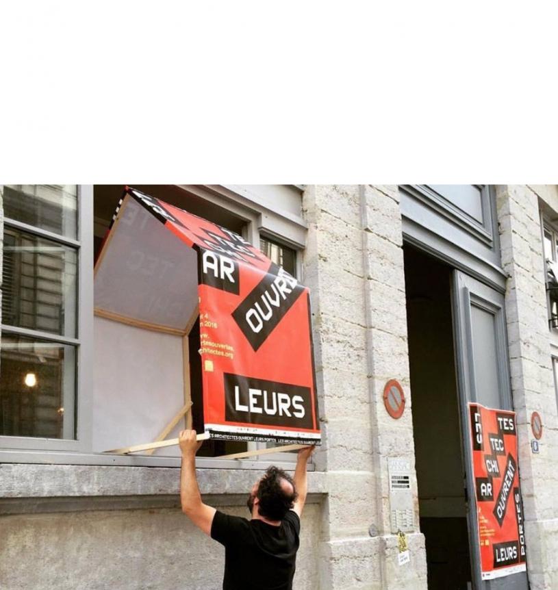 Atelier La Belle affaire à Lyon (2016)