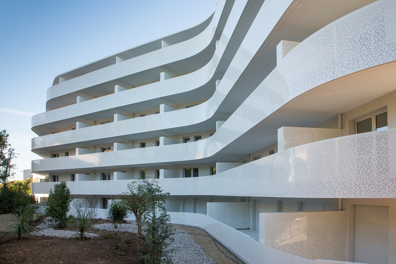 62 logements à Marseille