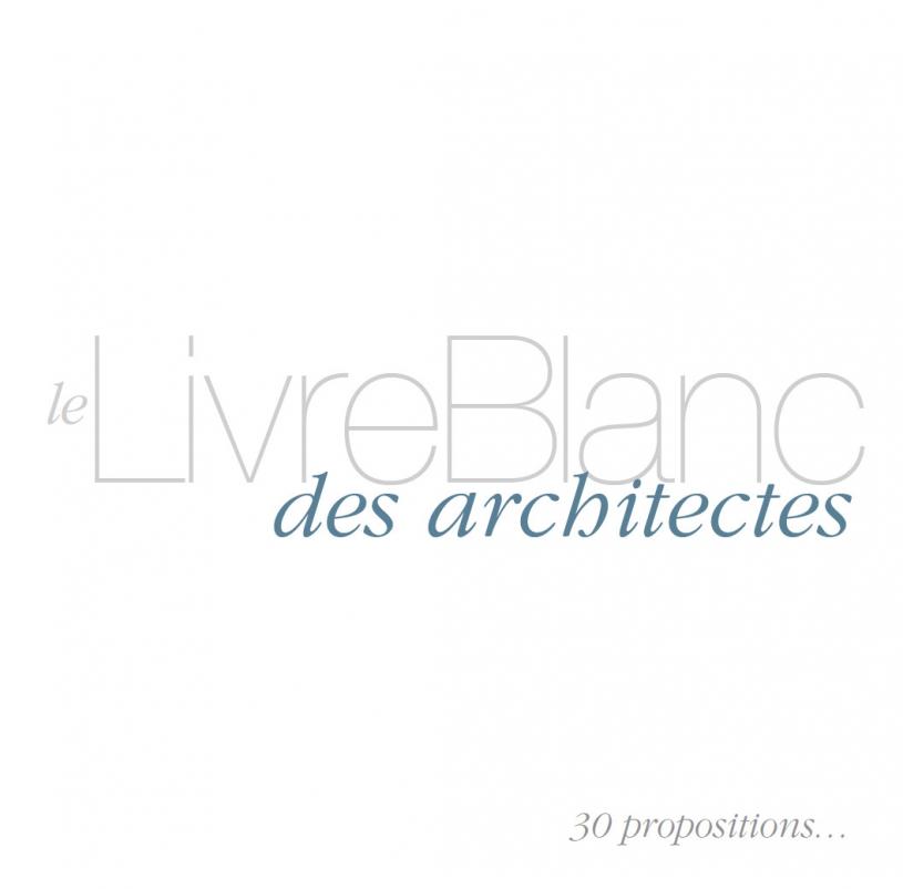 Couverture - Livre Blanc 2004