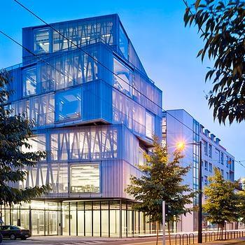 Ecole d'Architecture de Strasbourg - Marc Mimram arhc.