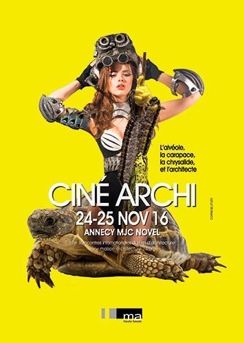 Affiche Ciné Archi