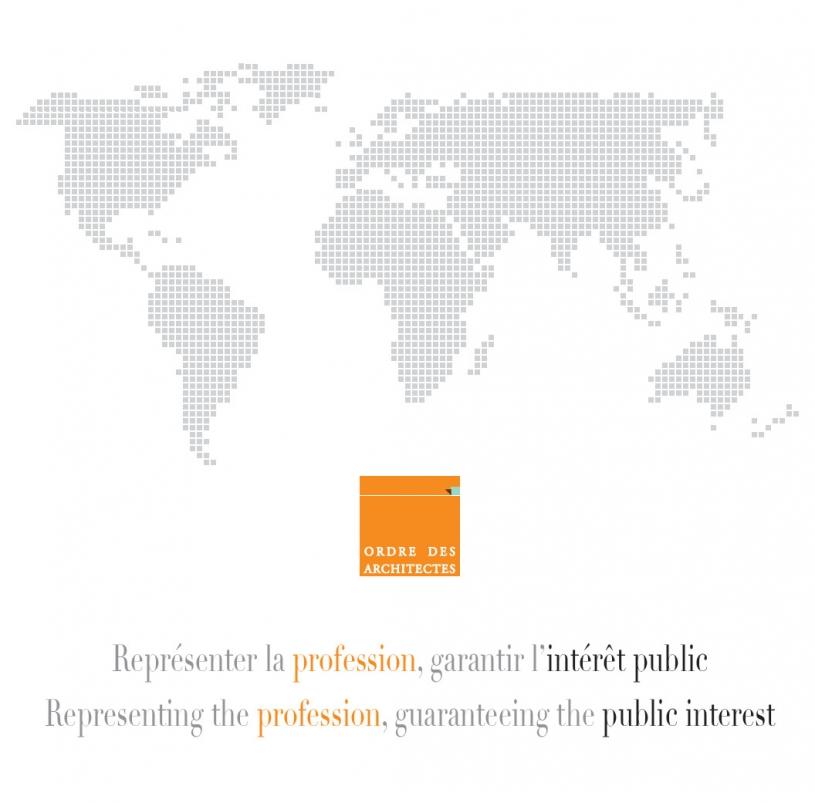 Couverture - Représenter la profession, garantir l'intérêt public