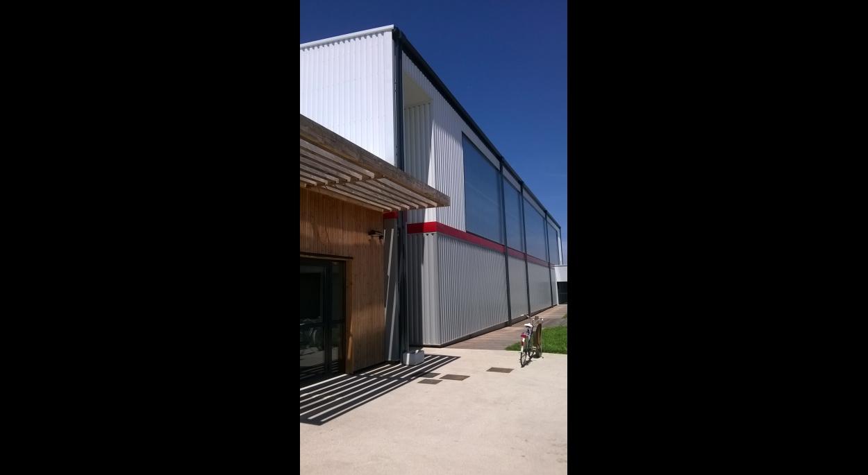 Salle de basket de La Chaize Giraud