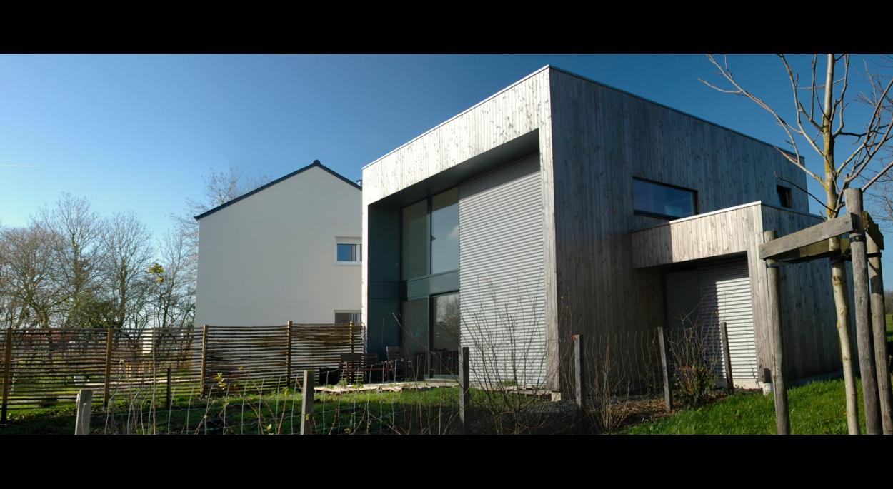 md12 - maison passive à treillières | tektolab architectes | ordre