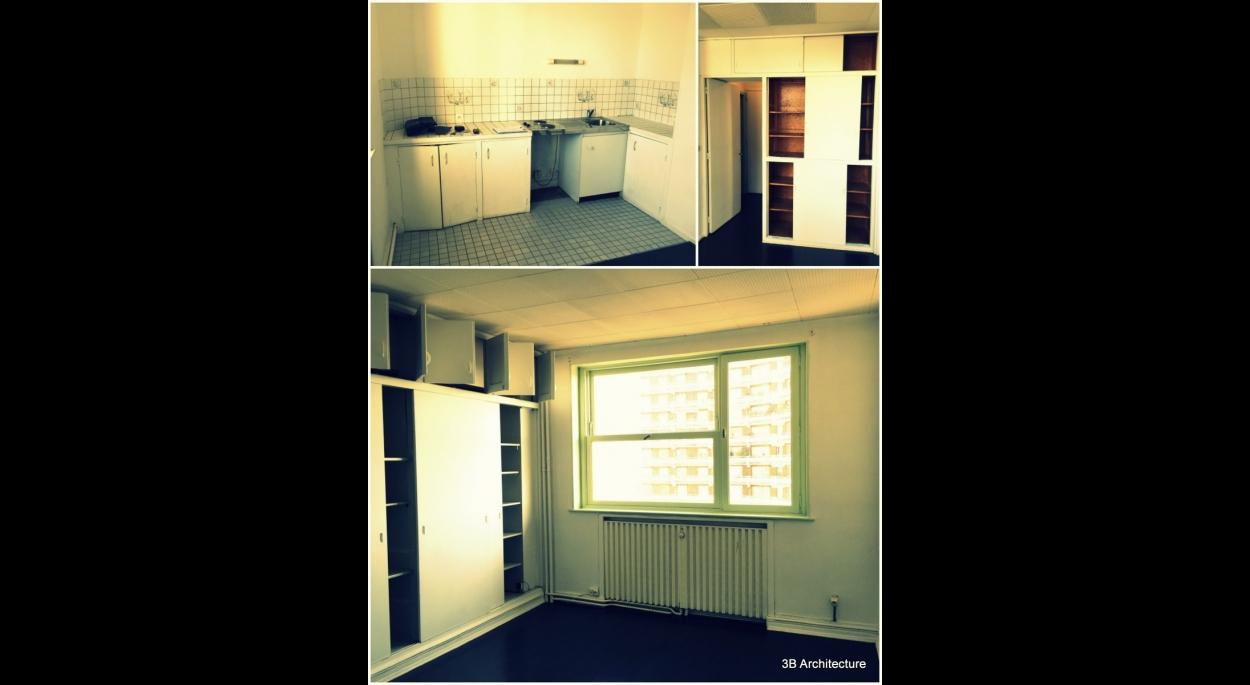 Transformation et aménagement d'un studio Building Joffre à Nancy 54