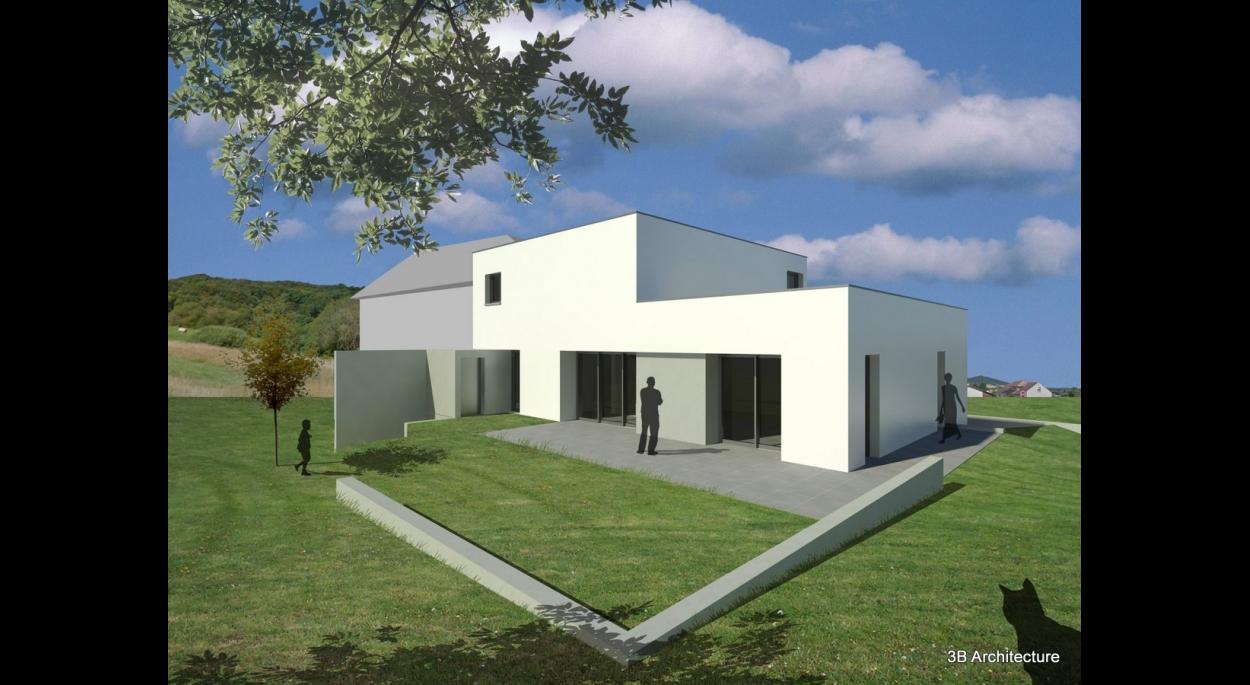 Construction d'une maison individuelle à Thionville 57