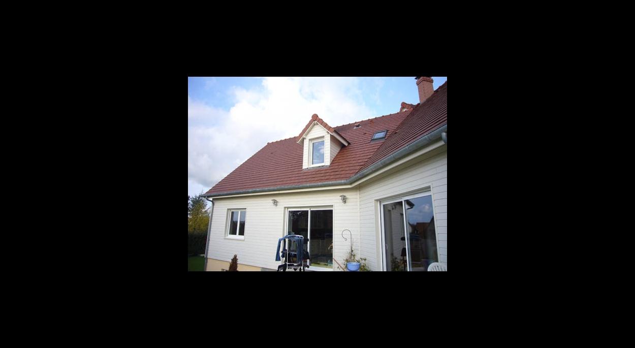maison bois - coulaines | aaue - michel roinne - architecte le mans