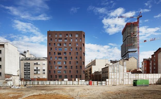 Construction de 38 logements