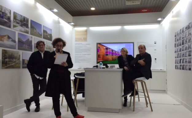 Stand ARCHITECTURE [by] FRANCE au MIPIM