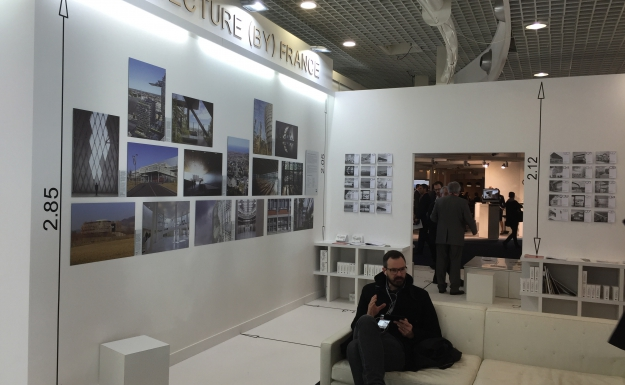 Stand ARCHITECTURE [by] FRANCE au MIPIM (2)