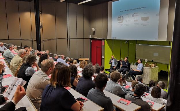Table-ronde - Assemblée annuelle 2019 des architectes des Hauts-de-France