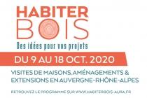 Habiter Bois 2020 logo