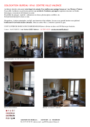 valence architecte cherche colocataire ordre des architectes. Black Bedroom Furniture Sets. Home Design Ideas