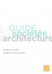 Les soci t s d 39 architecture ordre des architectes for T architecture sarl