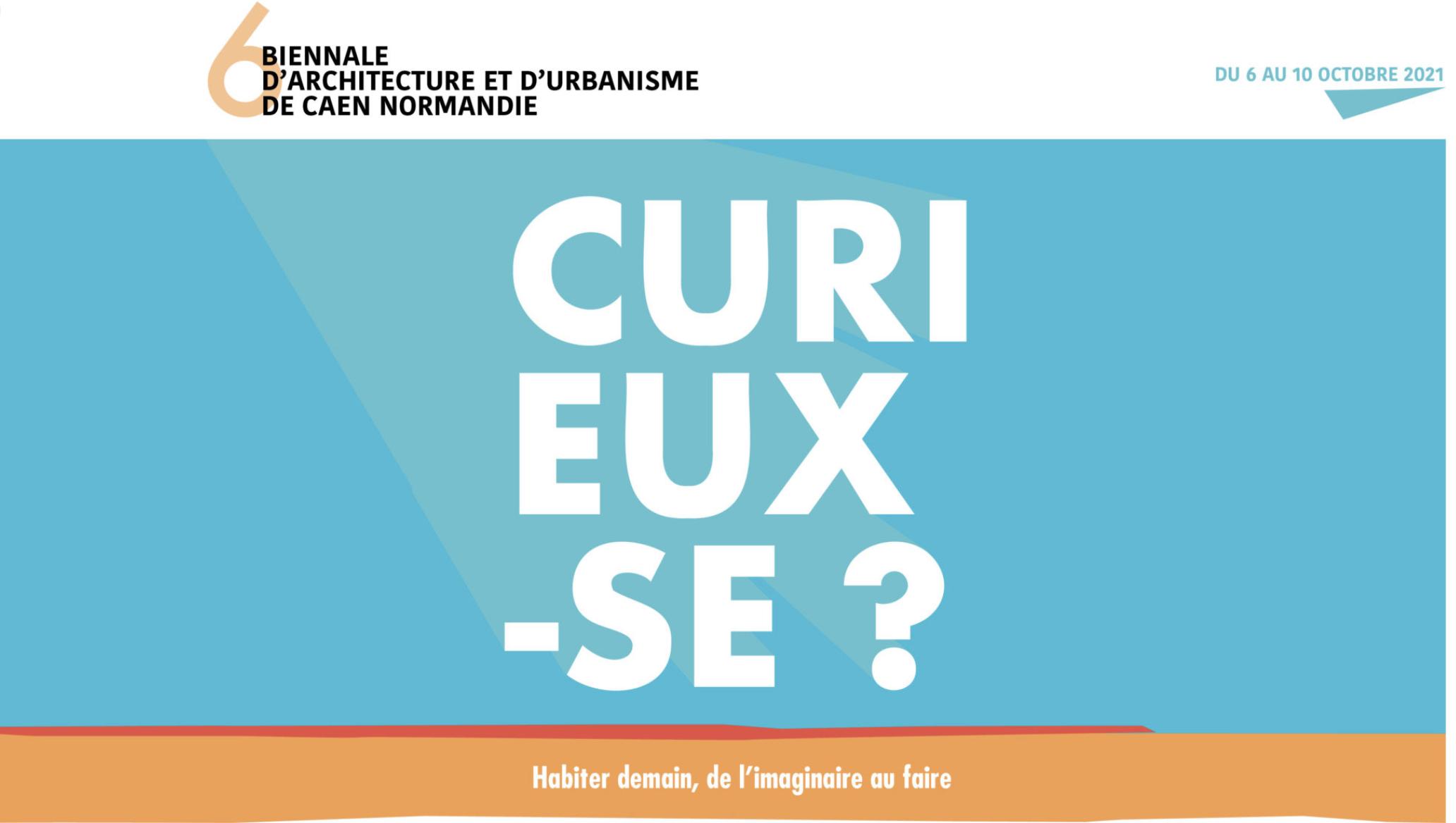 6e biennale d'architecture de Caen