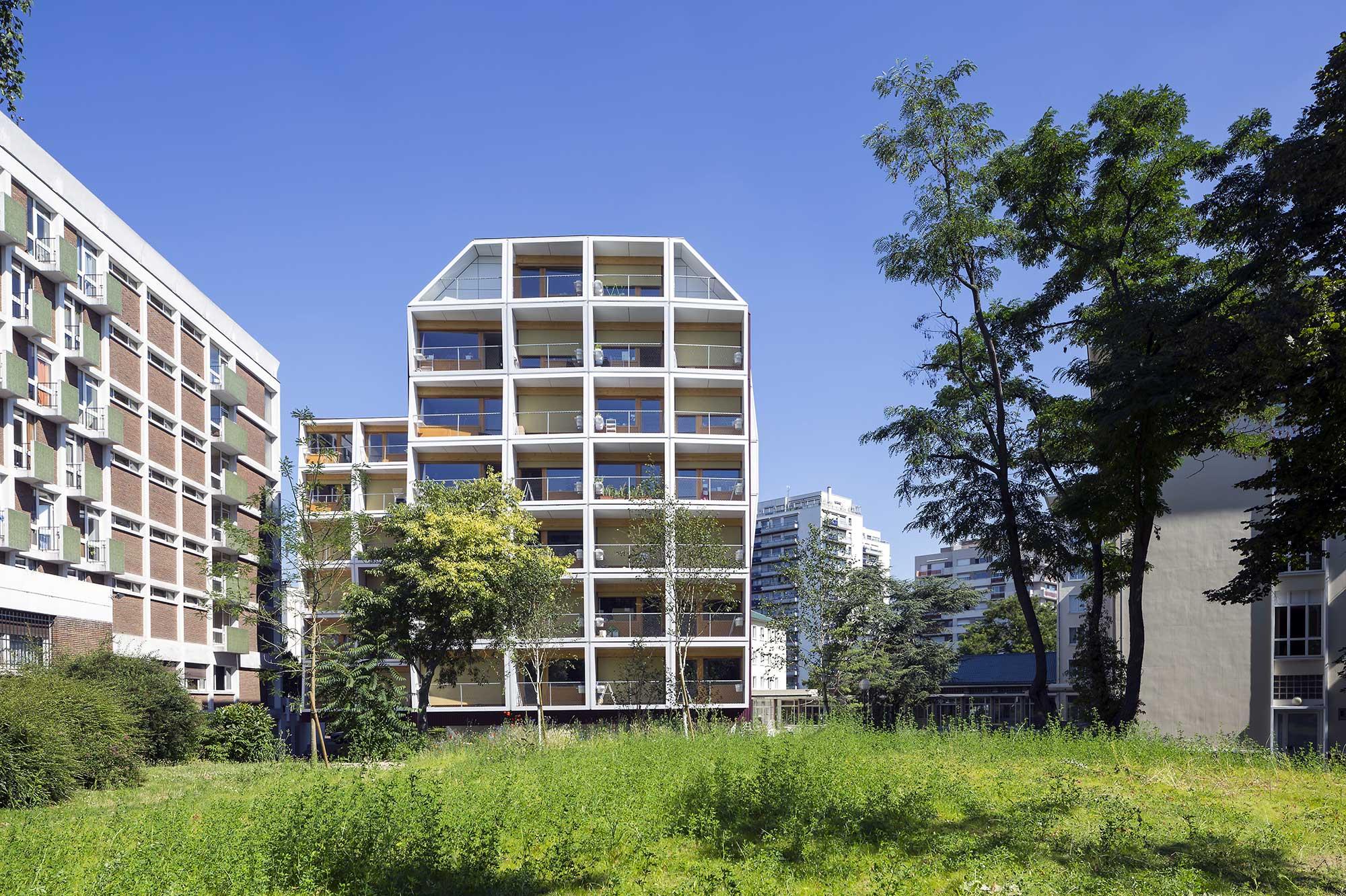 Maison de L'inde, cité internationale universitaire, Paris.