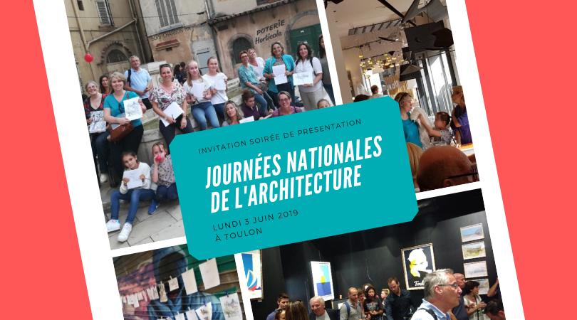 Réunion info JNArchi 2019 Toulon