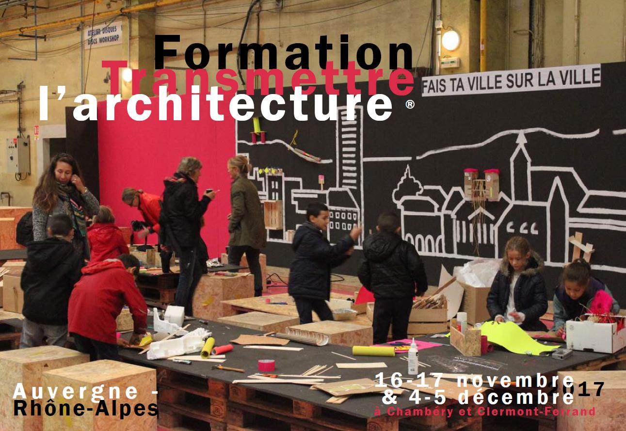 Formation Transmettre l'architecture