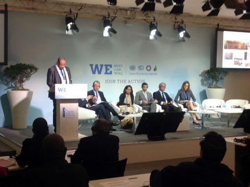 L'UIA rejoint l'alliance pour infléchir la progression du réchauffement climatique