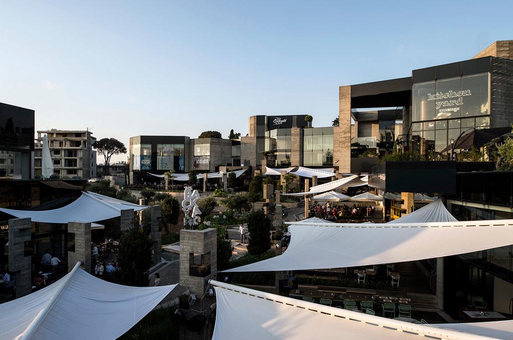 Prix libanais d 39 architecture ordre des architectes for Ordre d architectes