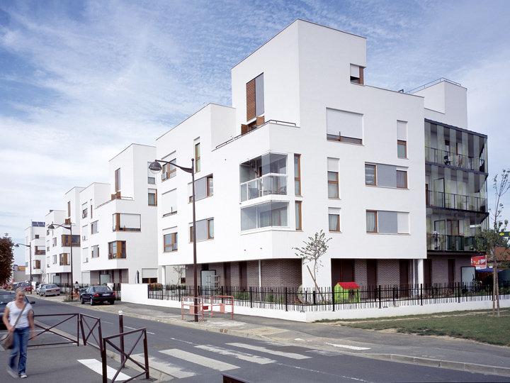 Concours d architectes dans le logement social l 39 unsfa for Ordre d architectes