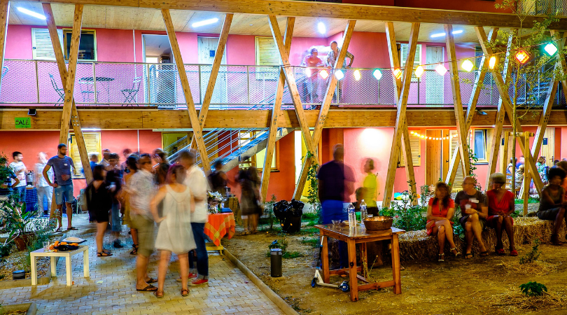 Habitat participatif Mascobado à Montpellier