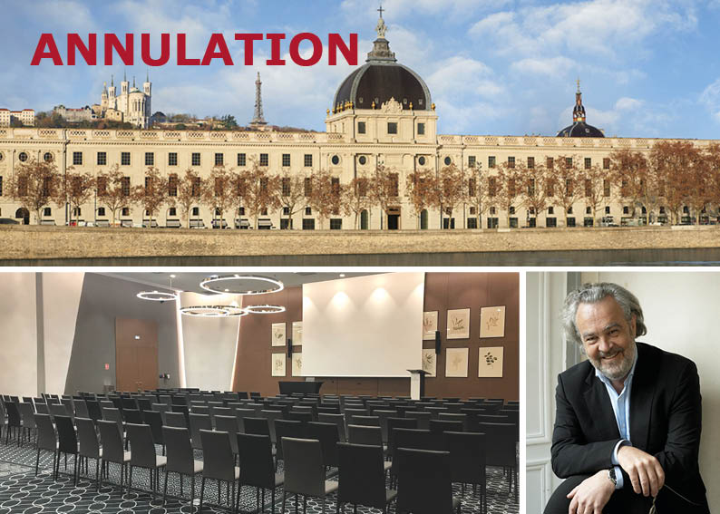Visuel RA et PS 2020 - Annulation
