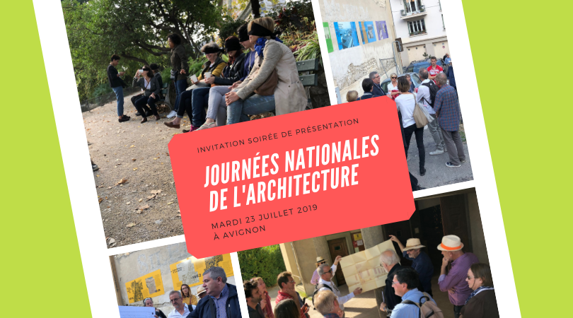 Réunion info JNArchi 2019 Avignon