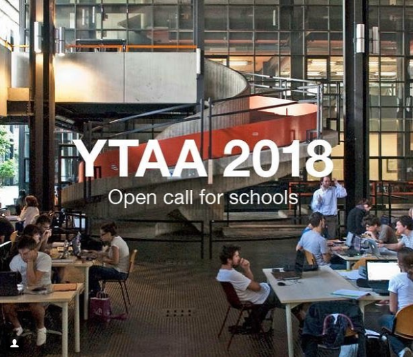 Young  Talent  Architecture Award (YTAA) 2018